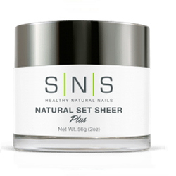 SNS Natural Set Sheer Powder