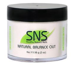 SNS Natural Balance Out Powder