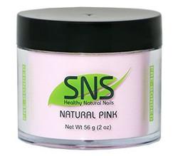 SNS Natural Pink Powder