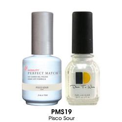 Perfect Match - PMS19 Pisco Sour Opal .5oz