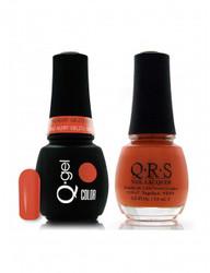 #272 - QRS Gel Duo - Orange Alert