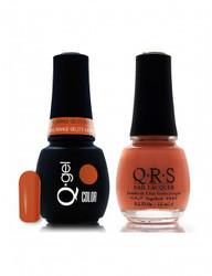 #273 - QRS Gel Duo - Sunshine Orange