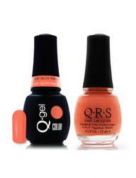 #279 - QRS Gel Duo - Pink Show