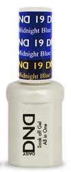 #19 - DND Mood Gel - Light To Midnight Blue 0.5 oz