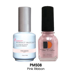 Perfect Match - PMS08 Pink Ribbon .5oz