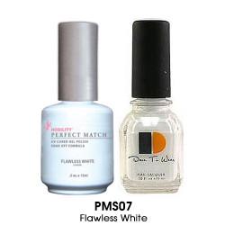 Perfect Match - PMS07 Flawless White .5oz