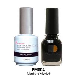 Perfect Match - PMS04 Marilyn Merlot .5oz