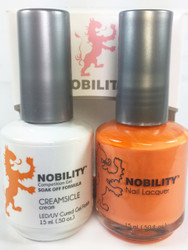 Lechat Nobility Gel and Polish Duo - Creamsicle (0.5 fl oz)