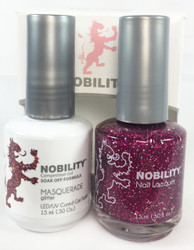 Lechat Nobility Gel and Polish Duo - Masquerade (0.5 fl oz)