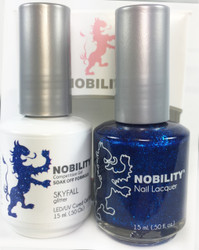 Lechat Nobility Gel and Polish Duo - Skyfall (0.5 fl oz)
