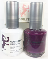 Lechat Nobility Gel and Polish Duo - Inner Vixen (0.5 fl oz)