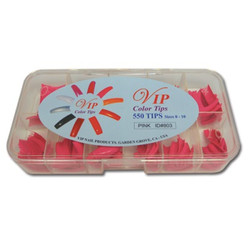 VIP Color Tips  (550 Tips /Box)