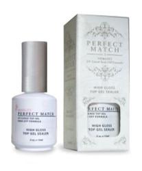LeChat Perfect Match High Gloss Top Gel Sealer - .5oz / 15 mL (PMT02)