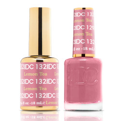 DND DC Gel Duo - DC132- Lemon Tea
