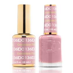 DND DC Gel Duo - DC136- Geranium Pink