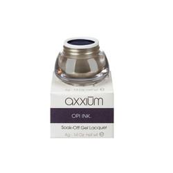 Axxium Soak Off Gel AXB61 - OPI Ink .21oz
