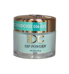 DND DC Dip Powder - #DC033- Nile Green