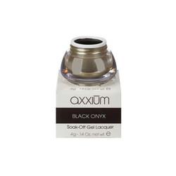 Axxium Soak Off Gel AXT02 - Black Onyx .21oz