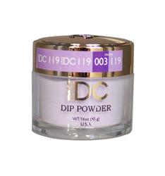 DND DC Dip Powder - #DC119- Frosty Taro