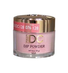 DND DC Dip Powder - #DC128- Fuzzy Wuzzy