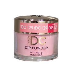 DND DC Dip Powder - #DC129- Jazzberry Jam