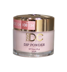 DND DC Dip Powder - #DC134- Easy Pink