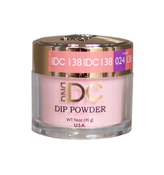 DND DC Dip Powder - #DC138- Sepia Burnt