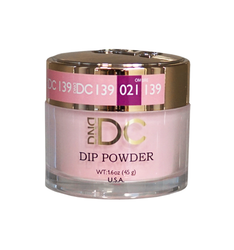 DND DC Dip Powder - #DC139- Pink Soft