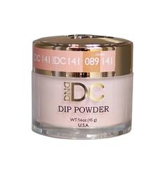 DND DC Dip Powder - #DC141- Pink Champagne
