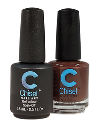Chisel Matching Gel + Lacquer 0.5 oz - Solid 06
