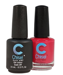 Chisel Matching Gel + Lacquer 0.5 oz - Solid 11