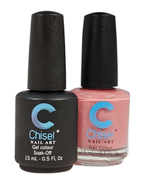 Chisel Matching Gel + Lacquer 0.5 oz - Solid 18
