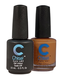 Chisel Matching Gel + Lacquer 0.5 oz - Solid 81