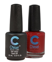 Chisel Matching Gel + Lacquer 0.5 oz - Solid 83