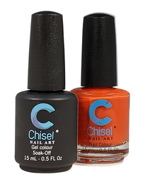 Chisel Matching Gel + Lacquer 0.5 oz - Solid 85