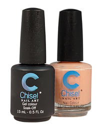 Chisel Matching Gel + Lacquer 0.5 oz - Solid 86