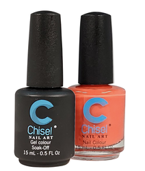 Chisel Matching Gel + Lacquer 0.5 oz - Solid 87