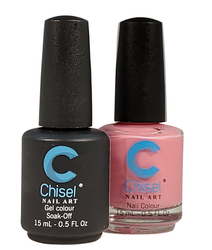 Chisel Matching Gel + Lacquer 0.5 oz - Solid 89