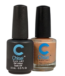 Chisel Matching Gel + Lacquer 0.5 oz - Solid 90