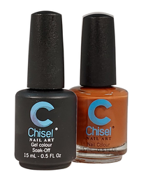 Chisel Matching Gel + Lacquer 0.5 oz - Solid 92