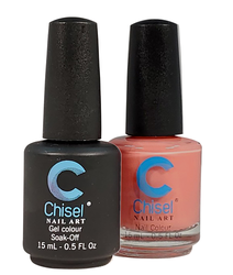 Chisel Matching Gel + Lacquer 0.5 oz - Solid 94