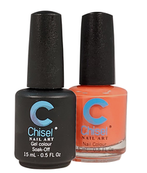 Chisel Matching Gel + Lacquer 0.5 oz - Solid 95
