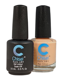 Chisel Matching Gel + Lacquer 0.5 oz - Solid 96
