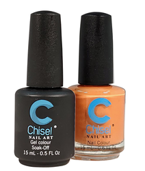 Chisel Matching Gel + Lacquer 0.5 oz - Solid 98