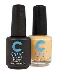 Chisel Matching Gel + Lacquer 0.5 oz - Solid 99