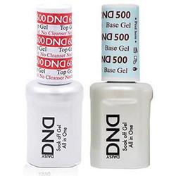 DND - Gel Base & Top - #500 #600