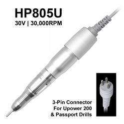 For Upower 200 & ManiPro Passport Only Milken High Power Handpiece | 35,000RPM