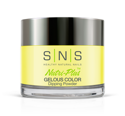 SNS Powder Color 1.5 oz - BD01 - Fashionista Yellow