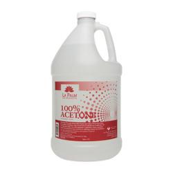 La Palm  100% Pure Acetone 4 Gallon/Case ***PICK UP ONLY***
