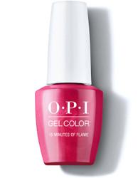 OPI Gel Color - H011- 15 Minutes of Flame